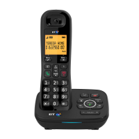 BT 1700 Single Cordless Digital Cordless Telephone With Answer Machine